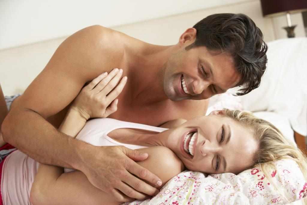 Отношения с мужем