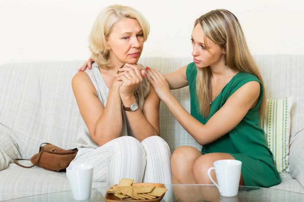 почему матери не любят