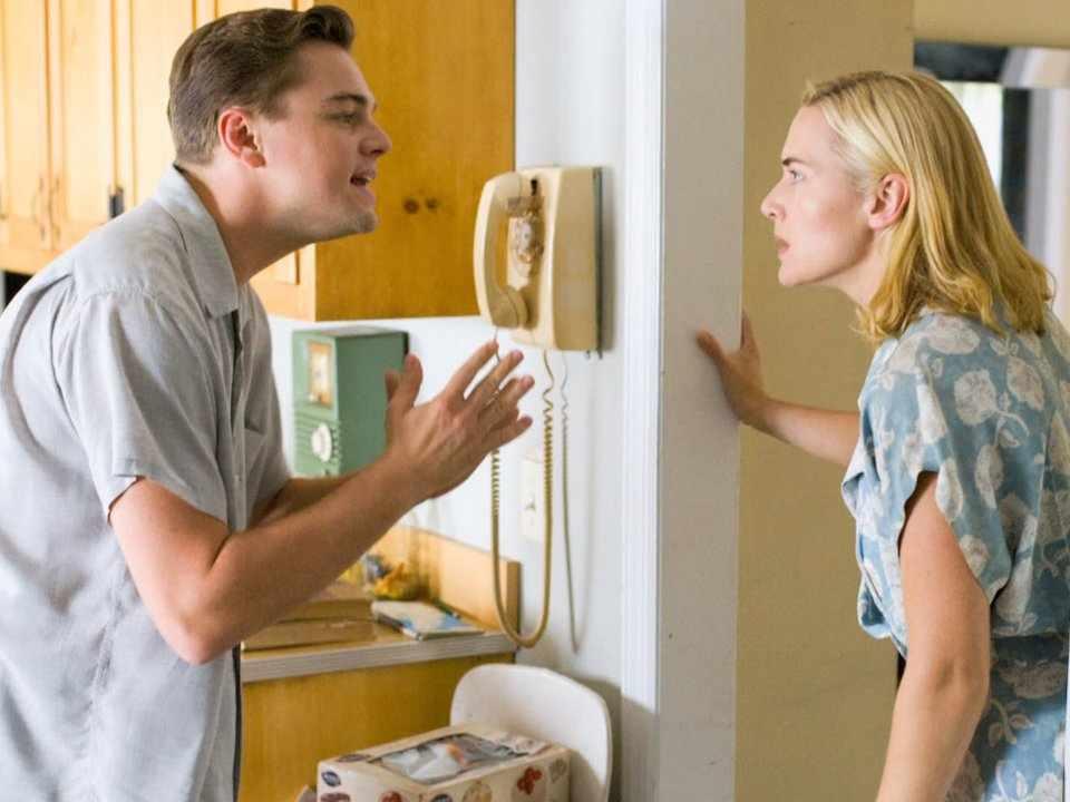 Ссора пары