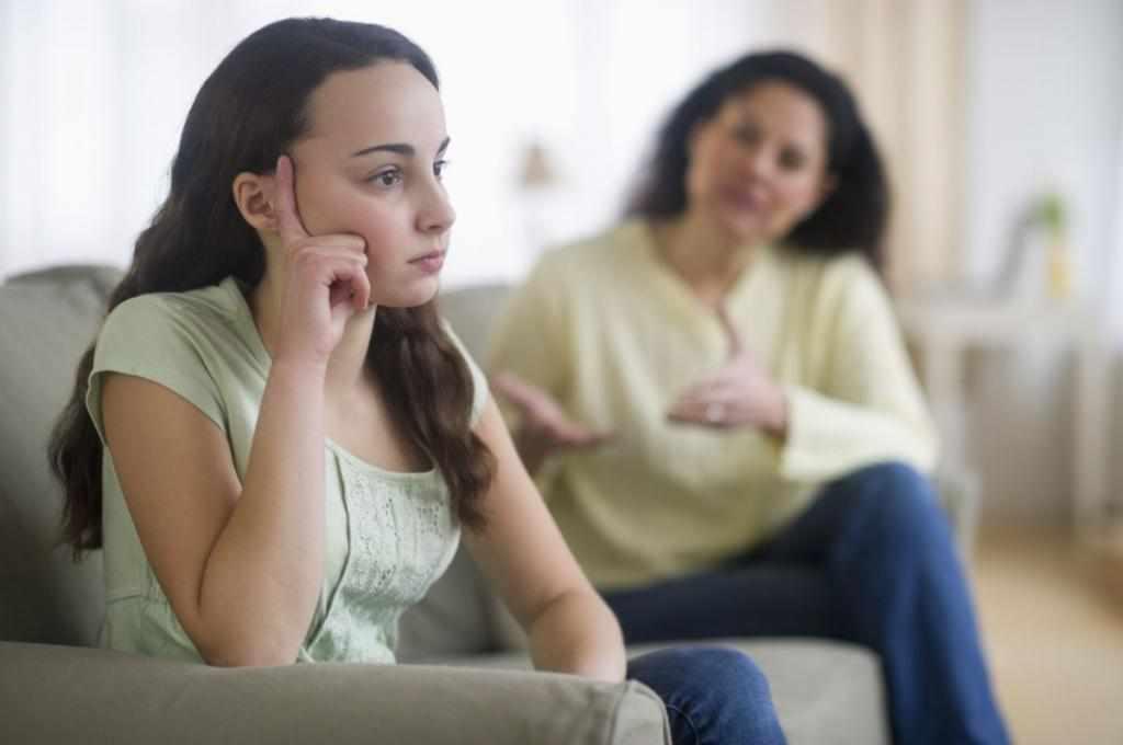 психология мать не любит