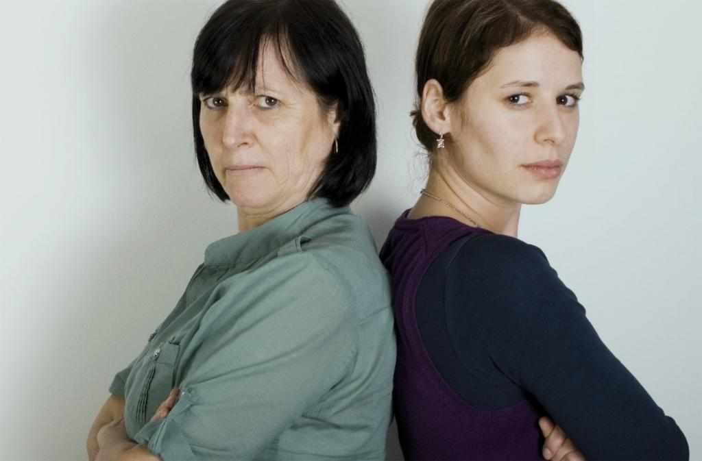 матери не любят своих дочерей