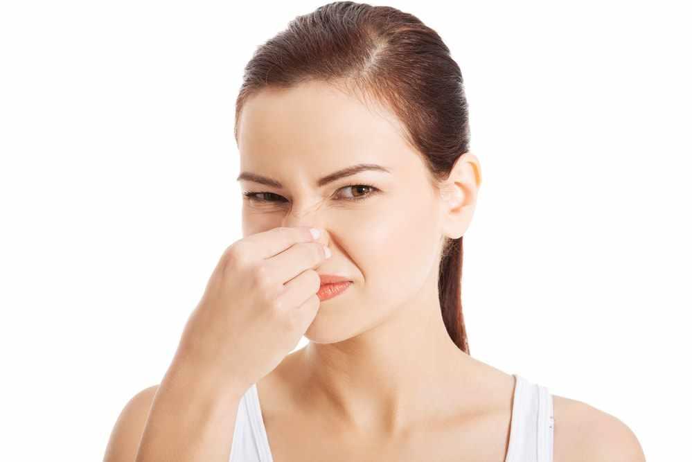 Неприятный запах женщины