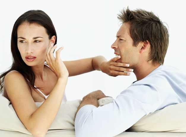 Конфликт между женщиной и мужчиной