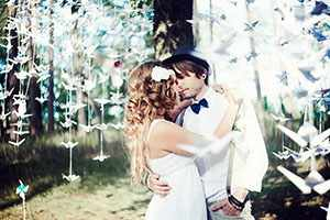 Какая свадьба через два года