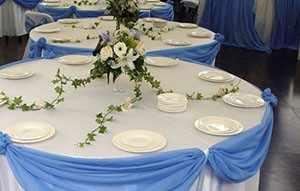 Празднование фарфоровой свадьбы