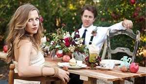 Празднование гранатовой свадьбы