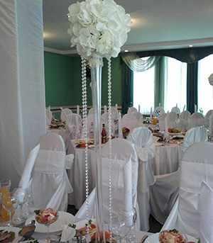 Организация празднования хрустальной свадьбы