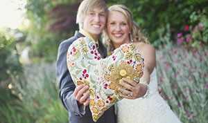 Ситцевая свадьба сколько лет