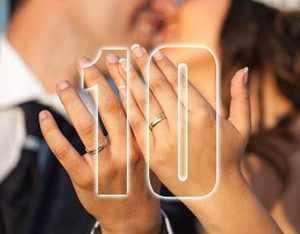 10 лет совместной жизни какая свадьба